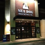Photo taken at Sea Dog Brewing Company by Greg G. on 3/10/2013