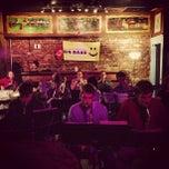 Photo taken at Nach Bar by Dawn on 10/31/2012