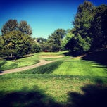 Photo taken at Newton Commonwealth Golf Course by Matt V. on 9/19/2013