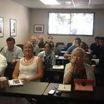 Photo taken at Orange County Association of REALTORS®-Huntington Beach by Anthony B. on 5/12/2014