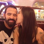 Photo taken at Bob's Diner by João A. on 9/14/2013