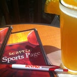Photo taken at Sports Page Pub by Wilfred W. on 11/2/2012
