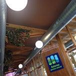 Photo taken at Restaurante Sidrería El Horreo by Borja on 4/23/2014