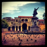 Photo taken at Parque Colon by Victor B. on 5/27/2013