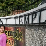 Photo taken at Mount Temple Comprehensive School by Deise O. on 9/27/2013