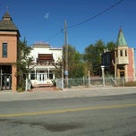 Photo taken at Turn of the Century Saloon by Debra R. on 10/23/2012