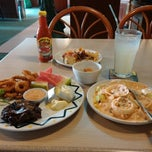 Photo taken at American grill by Dechiiyyy D. on 12/5/2013