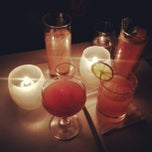 Photo taken at The Violet Hour by Mitzi L. on 1/18/2013