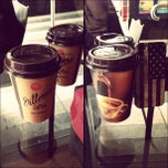 Photo taken at Cafe Two Baristas by Jackie S. on 7/10/2013