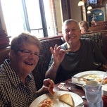 Photo taken at Red Olive Family Restaurant by Kim on 7/19/2014