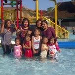 Photo taken at Taman Rekreasi Cimalati by Via A. on 7/7/2013