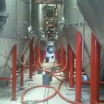 Photo taken at Breckenridge Brewery & BBQ by Brad G. on 10/11/2012