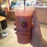 Photo taken at Jugo Juice by Jay H. on 6/30/2013