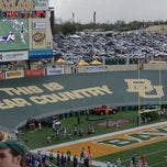Photo taken at Floyd Casey Stadium by Mary A H. on 11/3/2012