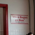 Photo taken at Five Guys by Khalid A. on 6/19/2013
