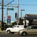 Photo taken at Chevron by Nancy Cook L. on 2/9/2013