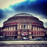 Photo taken at Royal Albert Hall by Num C. on 1/15/2013