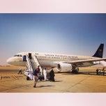 Photo taken at مطار الأمير نايف بن عبدالعزيز الأقليمي | Prince Nayef Bin Abdulaziz Airport (ELQ) by Ahmed A. on 6/26/2013