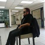 Photo taken at Periodico El Mexicano by Claudia R. on 10/17/2013