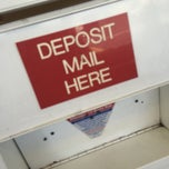 Photo taken at US Post Office by Patrick B. on 10/4/2014