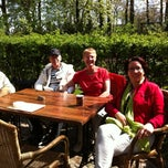 Photo taken at Restaurant De Watermolen by Ria N. on 5/5/2013