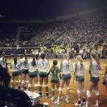 Photo taken at Matthew Knight Arena by Sean S. on 11/4/2012