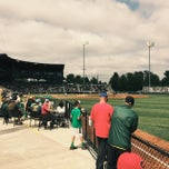 Photo taken at PK Park by Sean S. on 5/24/2015