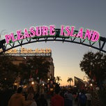 Photo taken at Downtown Disney Pleasure Island by Chris C. on 12/27/2012