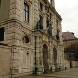 Photo taken at Bayerisches Nationalmuseum by 🃏Chris🃏 G. on 1/5/2013