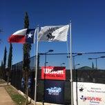 Photo taken at Polo Tennis & Fitness by Viktoriya J. on 3/14/2015