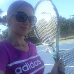 Photo taken at Polo Tennis & Fitness by Виктория М. on 10/24/2013