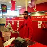 Photo taken at Target by Jahanzaib M. on 12/23/2012
