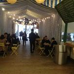 Photo taken at Brighton (Intelligencia/Go Burger/Fish Shack/Tiki Bar) by Laura D. on 3/29/2013