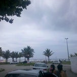 Photo taken at Praia do Sesc Bertioga by Diego S. on 3/9/2013