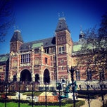 Photo taken at Rijksmuseum by Vladimir K. on 5/2/2013