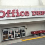 Photo taken at Office Depot by M@C on 7/22/2013