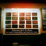 Photo taken at Sebastian Joe's Ice Cream Cafe by Sanputt S. on 9/29/2012