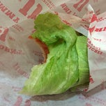 Photo taken at Jimmy John's by Jason B. on 1/19/2014