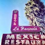 Photo taken at La Hacienda Mexican Restaurant by Pete P. on 4/6/2014