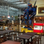 Photo taken at South Food Court by Jim C. on 11/10/2012