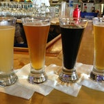 Photo taken at Outer Banks Brewing Station by Sarah N. on 7/20/2013