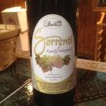 Photo taken at Sorrenti Cherry Valley Vineyards by Charles J. on 9/20/2014