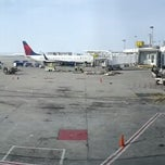 Photo taken at Concourse D by Jeremy M. on 2/7/2013