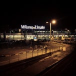 "Photo taken at Aeroporto di Milano Linate ""Enrico Forlanini"" (LIN) by Mattia C. on 10/4/2012"
