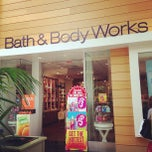 Photo taken at Bath & Body Works by jesse c. on 7/31/2013