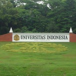Photo taken at Universitas Indonesia by Ajeng P. on 3/21/2013