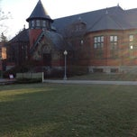 Photo taken at Westmount Library by E B. on 11/18/2012