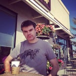 Photo taken at Second Cup by Oxana S. on 5/10/2013