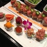 Photo taken at Kabuki Japanese Restaurant by Justin C. on 1/30/2013