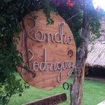 Photo taken at Camping Rancho Rodriguez by Daniela on 3/7/2013